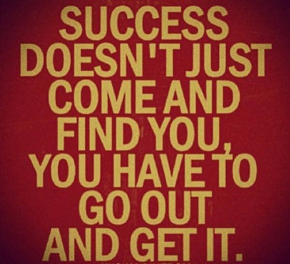 go find success