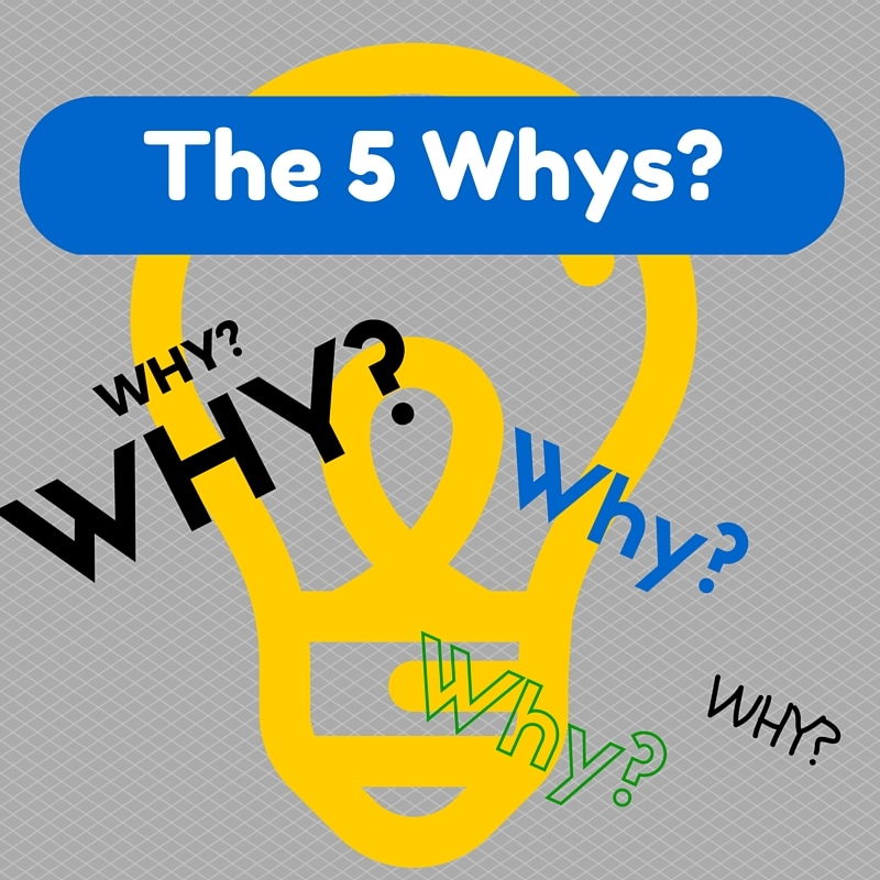 Getting Specific on Reflection: 5Whys