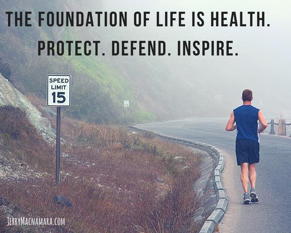 Thinking Thursday: Foundation of Life is Health